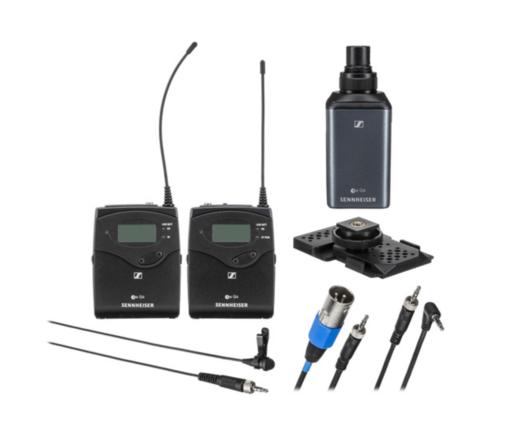 Sennheiser EW 112P G4 Wireless Kit (G) W/Plug-On Transmitter
