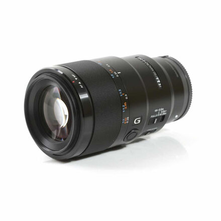 Sony 90mm Macro G OSS f/2.8-22
