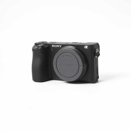 Sony  Alpha a6500 Mirrorless Digital Camera 4K CINEMA READY