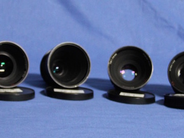 Rent: 6 Lens Zeiss PL Primes Set, 16mm to 135mm with 2x Doubler
