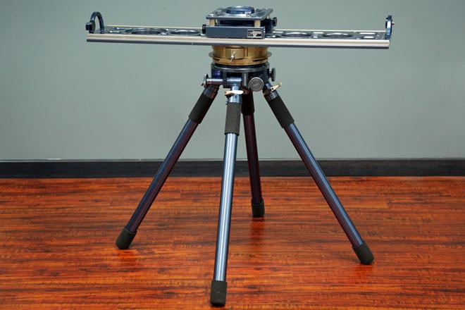 Cineped Rotating Slider & Quattro Legs