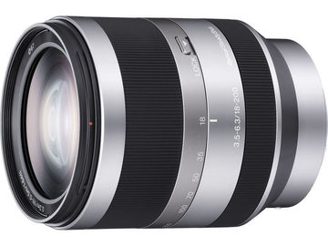 Rent: Sony E-Mount 18-200mm f/3.5-6.3 OSS Lens