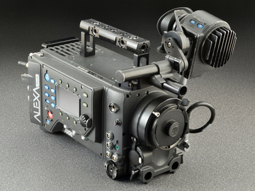 Arri Alexa Plus High Speed License (120fps capability)