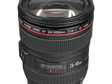 Rent: Canon 24-105mm EF f/4L Lens