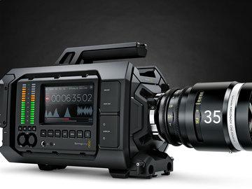 Rent: Blackmagic Design URSA 4K Camera (Canon EF mount)