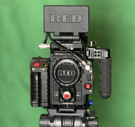 RED Epic Dragon 6K kit with EF or PL, batteries, monitor etc