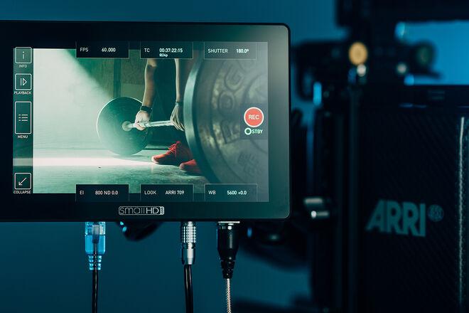 SmallHD Cine 7 w/ ARRI Control