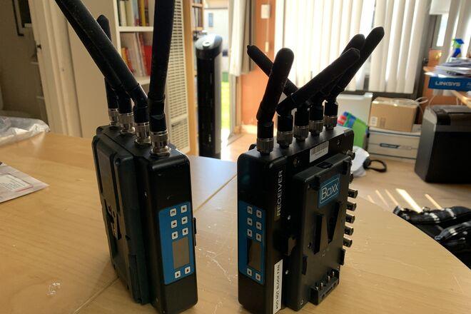 Boxx  Meridian HD Wireless system (Zero frame latency)