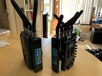 Rent: Boxx  Meridian HD Wireless system (Zero frame latency)