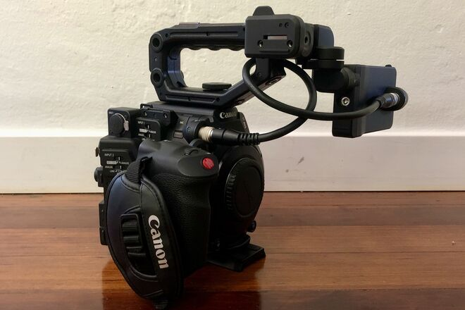 Canon EOS C200 | Media