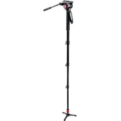 Manfrotto Monopod w/701HDV Head
