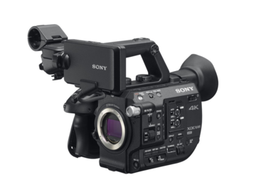 Rent: Sony XDCAM PXW‑FS5
