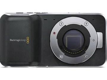 Rent: Blackmagic Pocket Cinema Camera MOV cage W/ Metabones