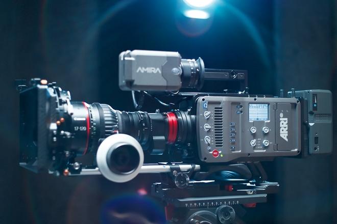Arri Amira Premium Package with Canon Cine 17-120 PL T2.9
