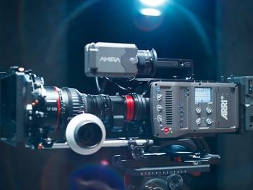 Rent: Arri Amira Premium Package with Canon Cine 17-120 PL T2.9