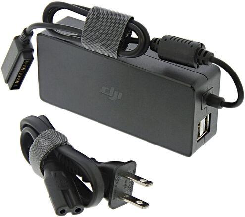 DJI Mavic Pro Charger and 3 Batteries