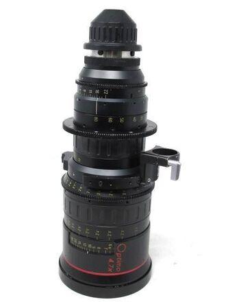 Angenieux Optimo 17-80mm T2.2 PL Zoom Lens