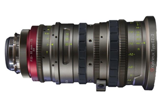 Angenieux EZ-2 22-60mm T3 ( Large Format / VistaVision )