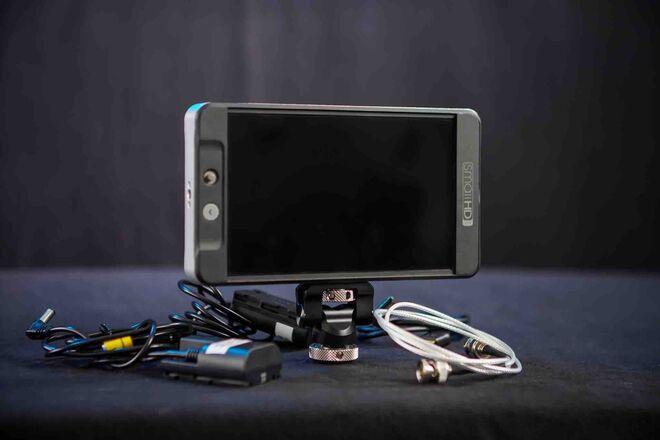 """SmallHD 702 Lite HD 7"""" SDI/HDMI Monitor with Accessories"""