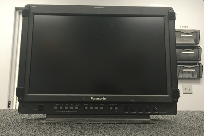 "Panasonic 17"" LCD BT-LH1710WP Director's Monitor"