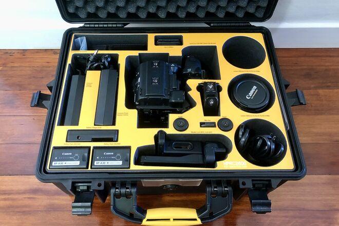 Canon EOS C200 | Media