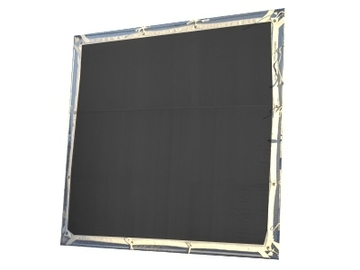 Rent: 12' X 12' American Grip Black Silk