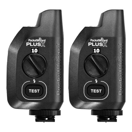 PocketWizard PlusX 2 Pack