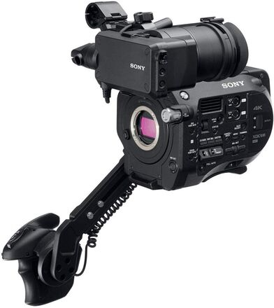 Sony PXW-FS7 XDCAM Super 35 Camera with Metabones EF Adapter