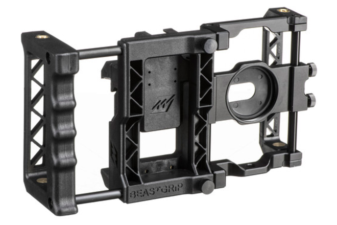 Beastgrip Pro Smartphone Lens Adapter and Camera Rig System