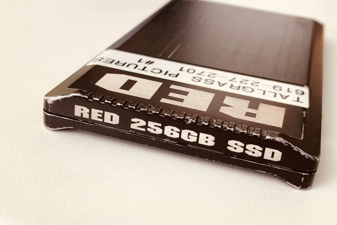 RED REDMAG 1.8-in SSD - 256 GB