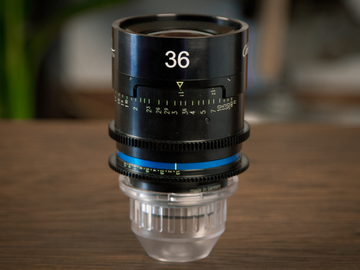 Rent: Celere 36mm T1.5