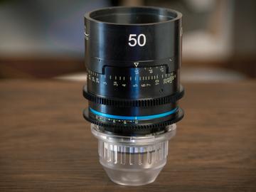 Rent: Celere 50mm T1.5