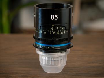 Rent: Celere 85mm T1.5