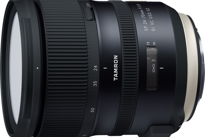 Tamron SP 24-70mm f/2.8 Di VC USD G2 EF Mount