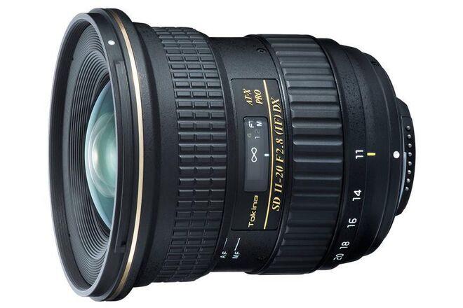 Tokina AT-X 11-20mm f/2.8 Pro DX EF-Mount