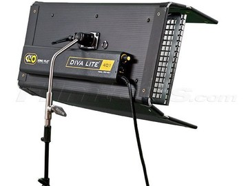Rent: Kino Flo Diva Lite 401 KIT with Carrying Case