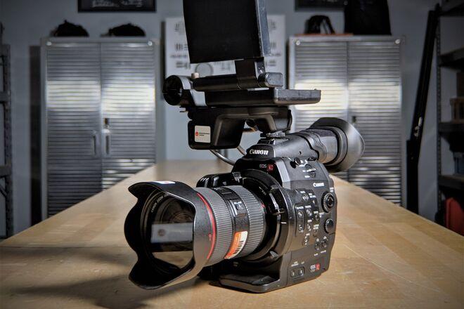 Canon EOS C500 4k Camera Kit