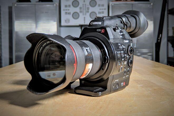Canon EOS C300 Camera Kit