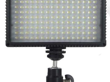 Rent: Portable Light KIT LED/Quartz: Alzo/Neewer/Luxmen