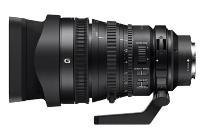 SONY 28-135 E Mount G Series Power Zoom Lens F/4