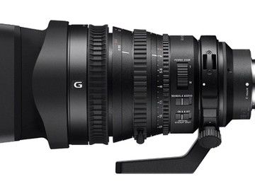 Rent: SONY 28-135 E Mount G Series Power Zoom Lens F/4