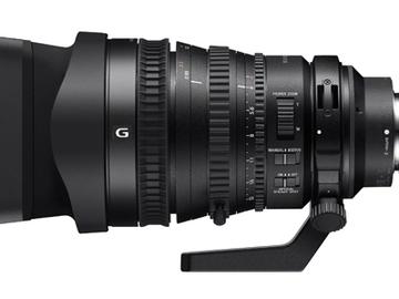 Rent: SONY 28-135 E Mount G Series Power Zoom Lens F/4