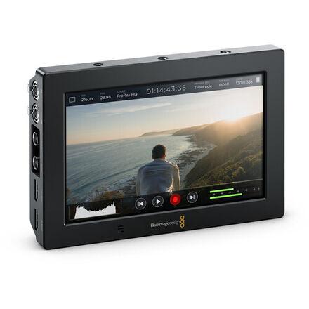 BlackMagic Video Assist 4K Recording Monitor