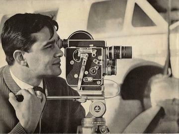 Rent: BOLEX H16 Reflex 16mm Film Camera with 3 Prime Lenses