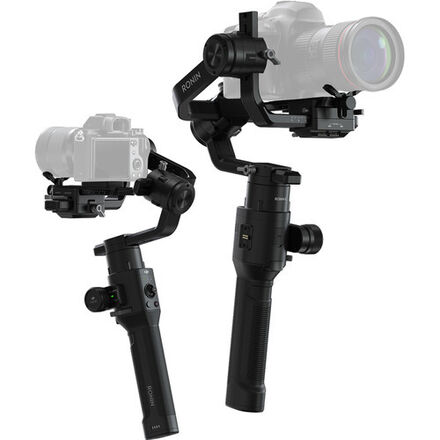 DJI Ronin-S 3-Axis Handheld Gimbal Stabilizer