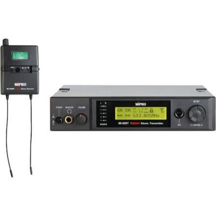 MiPro MI-909 Wireless In-Ear-Monitor System