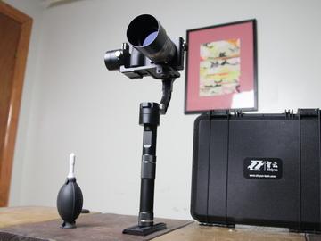 Rent: Zhiyun-Tech Crane 3-axis Gimbal Stabilizer