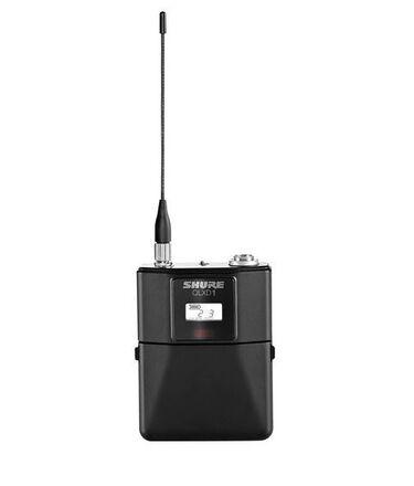 Shure QLXD1 Wireless Beltpack