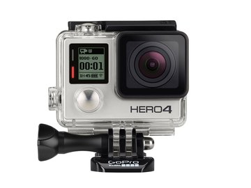 Rent: GoPro HERO4 Silver