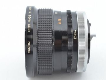 Rent: Canon FD 20mm F2.8 lens